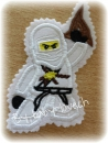 Applikation Ninjago weiss